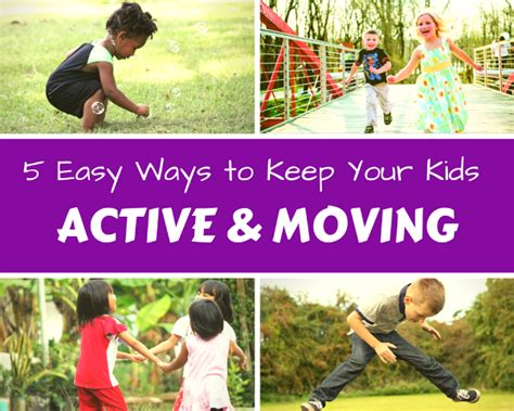 7 To Keep Your Children Active by Orthopedics Keeping Active
