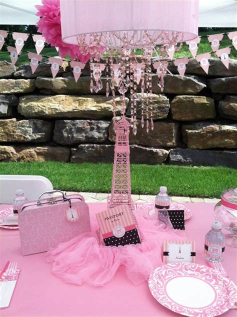 paris themed birthday supplies 17 best images about paris themed birthday party on