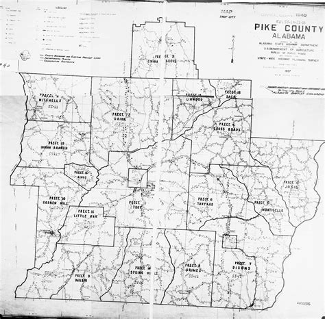Pike County Alabama Records Census Project Usgenweb Tennessee Personal
