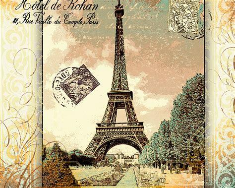 imagenes retro paris vintage paris billion estates 10539