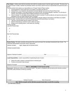 Initial Counseling Template by Initial Counseling Template Subordinate