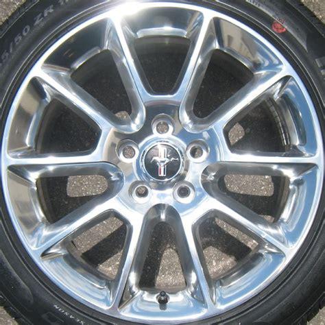 ford mustang wheels oem ford mustang 3810p oem wheel ar3z1007f ar3j1007aa