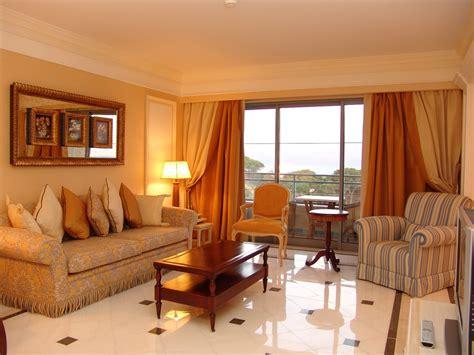 orange curtains for living room design orange