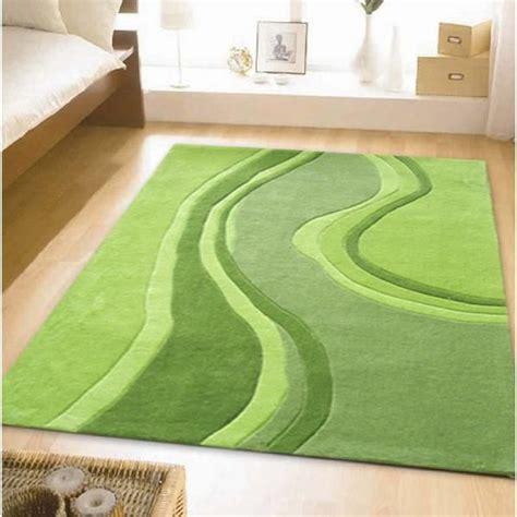 lime green area rug home decor