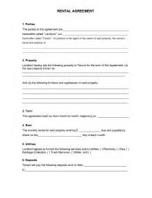 generic lease template order best price generic rental agreement template