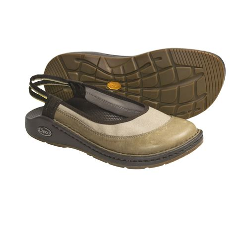 chaco devotee shoes slip ons for in shitake brown