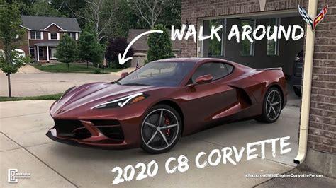 full walk     corvette  mid engine