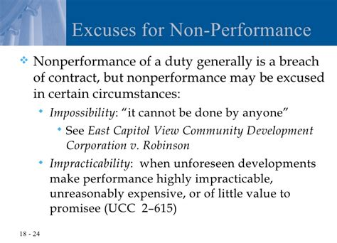 Letter Of Non Repudiation Agreement Chapter 18 Performance And Remedies