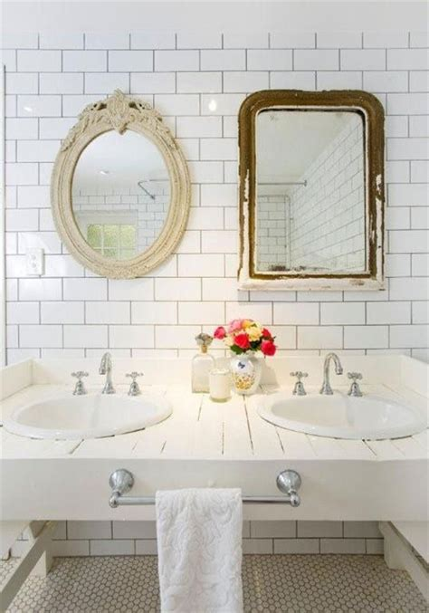 Other Words For Bathroom by Bathroom Bliss Spiro S Subway Tile