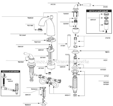 Glacier Bay Faucet Parts Diagram Automotive Parts