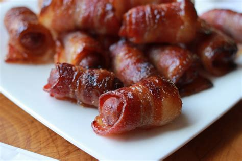 bacon wrapped little smokies a guaranteed crowd pleaser