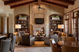 traditional family room refined european estate traditional family room
