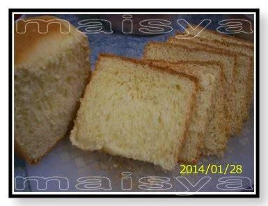 cara membuat roti loaf roti bantal loaf