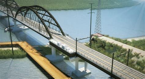 Portal Bridge Replacement Project Amtrak