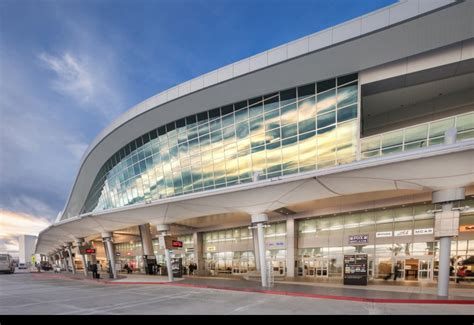 san diego airport consolidated rental car projects