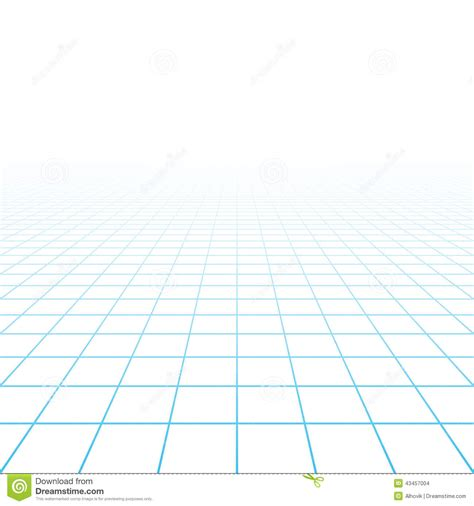 3d Architectural Floor Plans by Perspective Grid Background Stock Vector Illustration Of