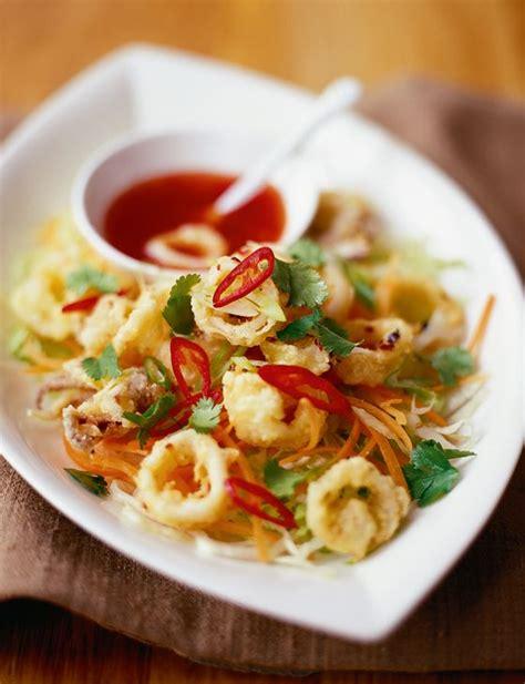 fried calamari salad calamari squid octopus pinterest 1000 images about squid on pinterest aioli linguine