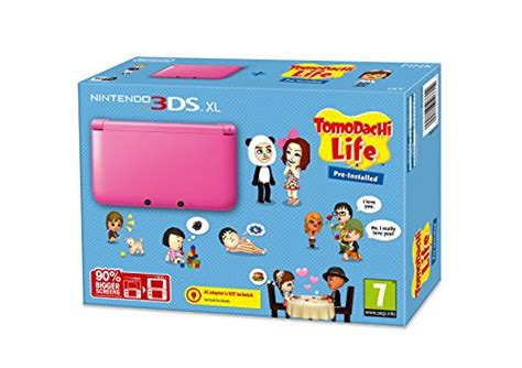 nintendo handheld 3ds xl pink nintendo handheld console 3ds xl pink limited edition