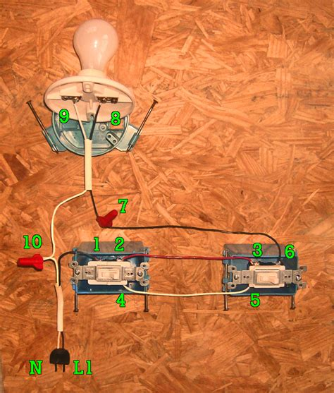 switch wiring methods electrician