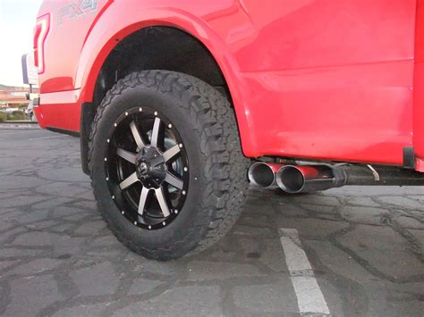 Dunstabzugshaube Seitlicher Abzug by Side Exit Exhaust Ford F150 Forum Community Of Ford