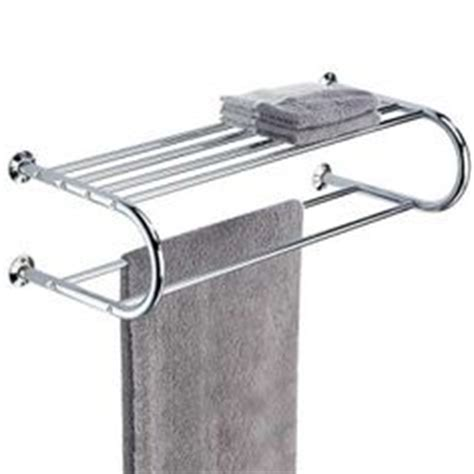 hotel style towel rack brushed nickel finish 1000 images about new home bath on pinterest shower curtains towel racks and brushed nickel