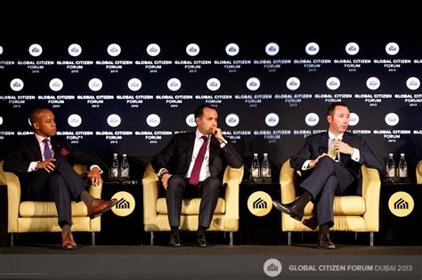 Forum And Citizenshop by Global Citizen Forum Monaco 2015