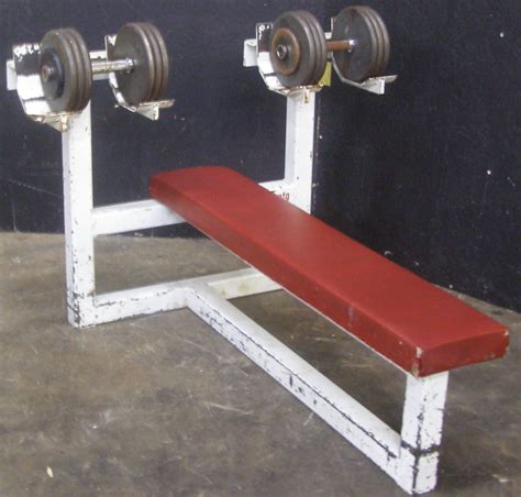 dumb bell bench benches