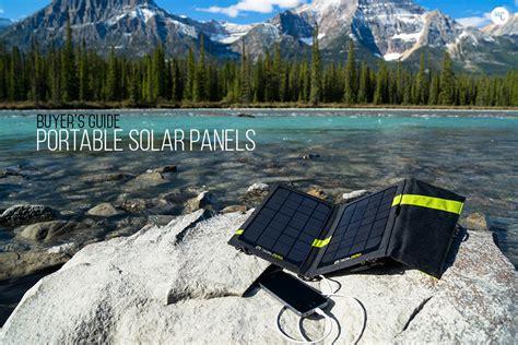 best portable solar panel sunburst the 8 best portable solar panels hiconsumption