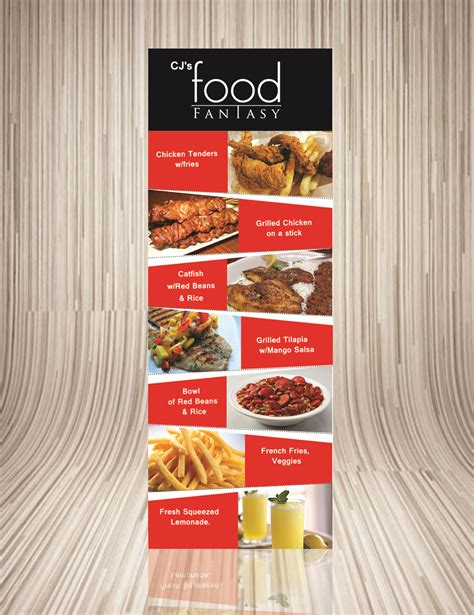 bold modern banner ad design for cj s food fantasy by uk bold modern banner ad design for cj s food fantasy by uk
