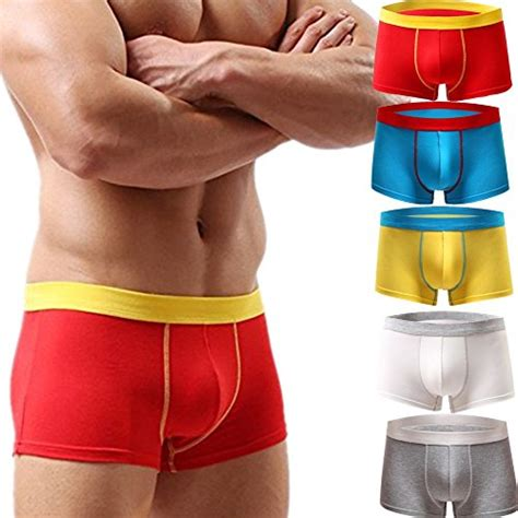 male thongs comfortable astarin mens modal colored trunks underwear comfortable