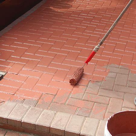 cómo pintar un piso de ladrillos en exteriores | albañiles