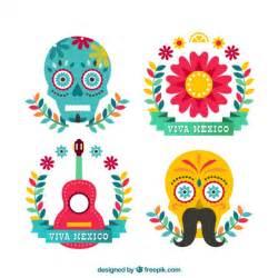 imagenes de flores mexicanas cultura mexicana descargar vectores premium