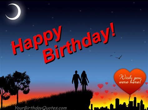 I Wish Him A Happy Birthday Birthday Wishes Wish You Were Here Yourbirthdayquotes Com