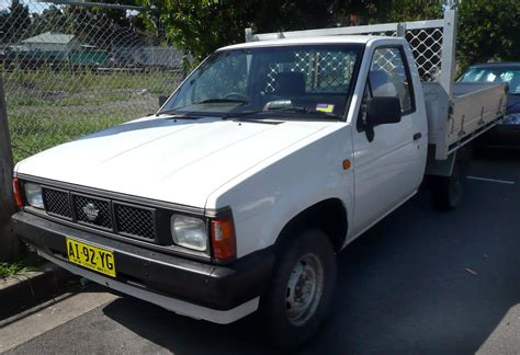 nissan 2008 2 door file 1988 nissan navara d21 2 door cab chassis 2008 12