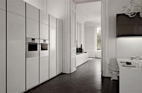 Cucine Moderne Bianche Laccate by Cucine Moderne Bianche Laccate Cucina Moderna In Weng In