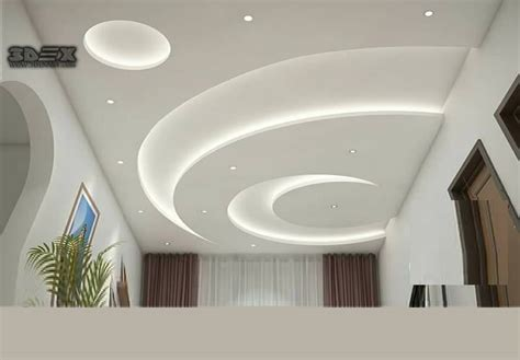 latest pop design  hall  false ceiling designs