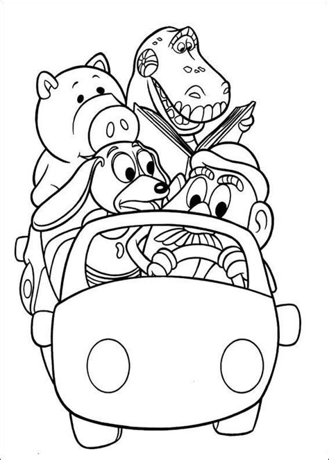 free coloring pages disney toy story free coloring pages of toy story print
