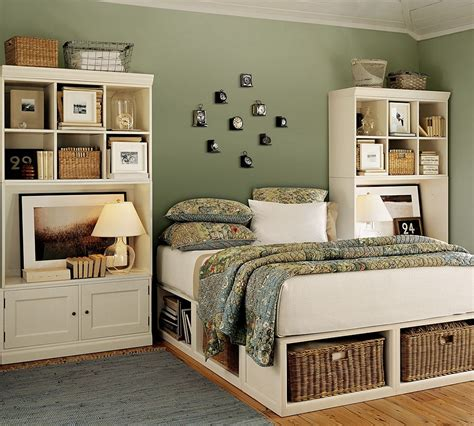 bedroom organizer under bed storage ideas in room to save more space