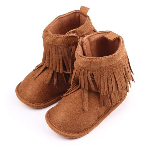 toddler booties baby soft sole boots crib infant