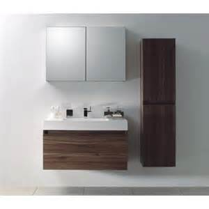 quadro a1000 compact wall hung bathroom vanity
