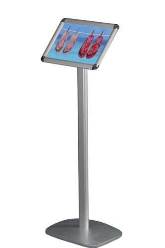 free standing sign holder display stands sign stands