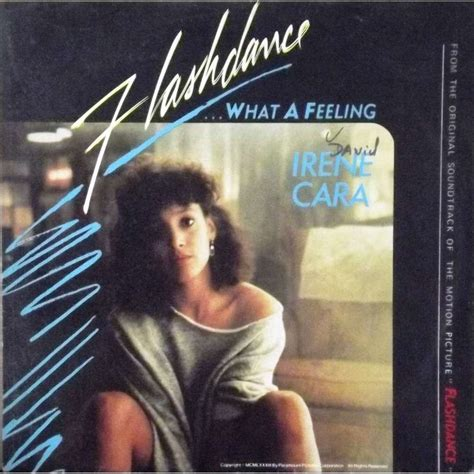 what a irene cara flashdance what a feeling genius
