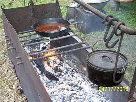 build pit for cooking open pit cooking equipment cowboys and chuckwagon
