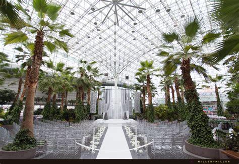 Navy Pier Gardens by Tim S Gardens Chicago Navy Pier Wedding