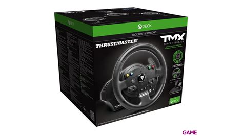 volante pc feedback volante thrustmaster tmx feedback xone pc es