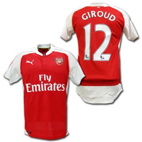 Arsenal Home 1516 o k a football rakuten global market arsenal home 15 16