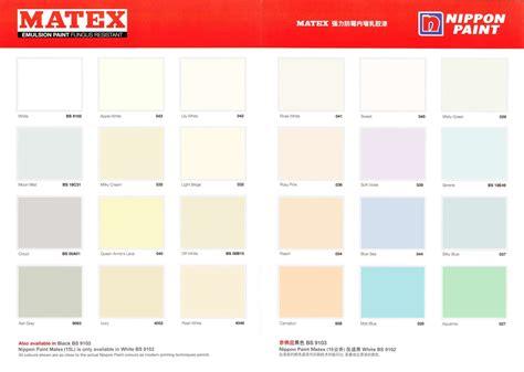 nippon matex emulsion paint 7l 25 colours exterior paints horme singapore