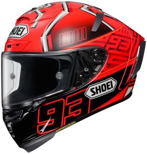 shoei helmets 889 99 shoei x fourteen x14 x 14 marc marquez 4 replica