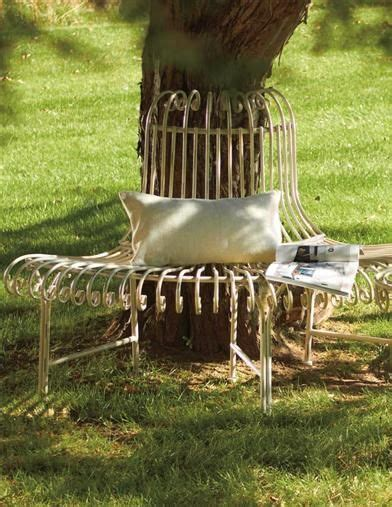 tree hugger bench tree hugger garden bench decor for my condo pinterest