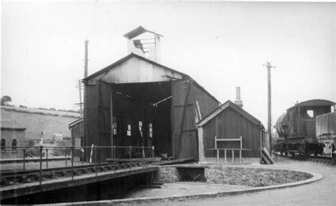 Sheds Launceston by Launceston Railway Gallery Launceston Then
